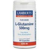 Lamberts L-glutamina 500 Mg 90 Caps