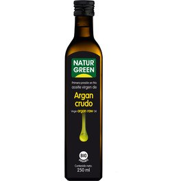 Naturgreen Aceite Argan Crudo 250 Ml