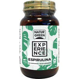 Naturgreen Vita Superlife Espirulina 180 Comp