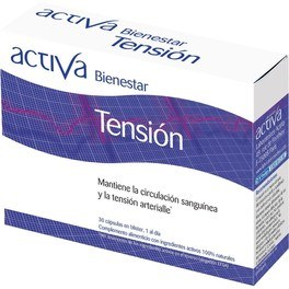 Activa Bienestar Tension 30 Caps