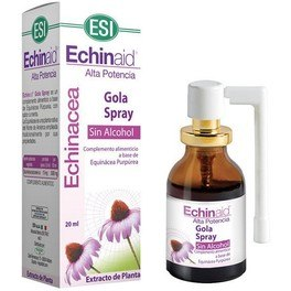 Trepatdiet Echinaid Gola Spray 20 Ml