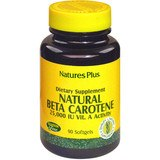 Natures Plus Natural Betacaroteno 90 Perlas