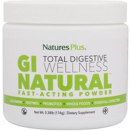 Natures Plus Gi Natural Polvo 174 Gr