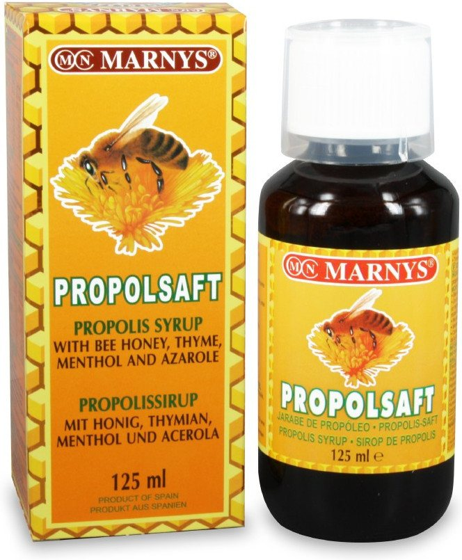 Marnys Propolsaft Jarabe 125 Ml
