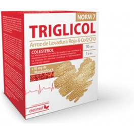 Dietmed Triglicol Norm7 30 Caps