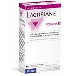 Pileje Lactibiane Tolerance 560 Mg 30 Caps