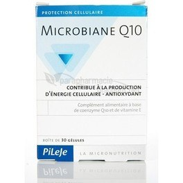 Pileje Microbiane Q10 Age Protect 12gr 30 Caps