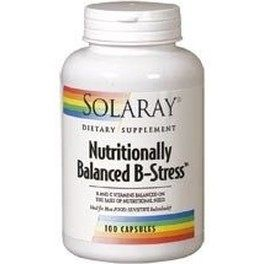 Solaray Nutritionally Balanced B Stress 100 Vcaps