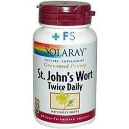 Solaray St Johns Wort 60 Vcaps
