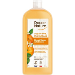 Douce Nature Champu Gel Ducha Azahar Douce Nature 1 L