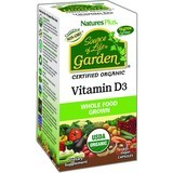 Natures Plus Garden Vitamina D3 60 Cap