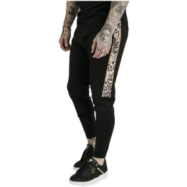 Sik Silk Pantalon Siksilk Jogger Panel X Dani Alves Negro