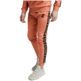 Illusive London Pantalón De Chandal Taped Naranja