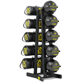 Ziva Performance Soporte Wall Ball + Power Bag