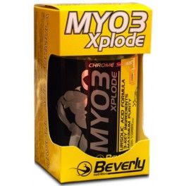 Beverly Nutrition Myo3 Xplode 120 caps