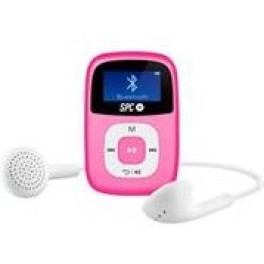 Spc Firefly Rosa 8gb Reproductor Mp3