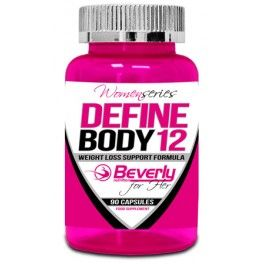 Beverly Nutrition Define Body 12 90 caps