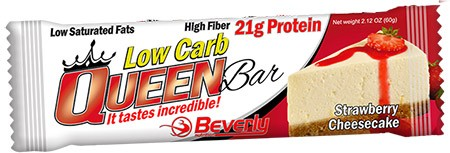Beverly Nutrition Low Carb Queen Bar 1 barrita x 60 gr