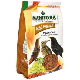 Manitoba Paté Insect 400 Gr Pasta Para Aves Insectívoras