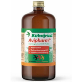 Rohnfried Avipharm 1000 Ml (electrolitos + Glucosa Vitaminada) De