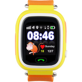 Leotec Smartwatch Gps Kids Way Naranja