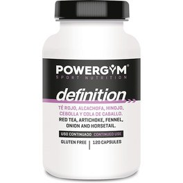 Powergym Definition 120 Cápsulas