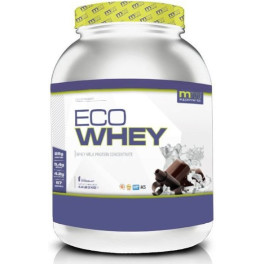 Mmsupplements Eco Whey - 2 Kg - Mm Supplements - (vainilla)