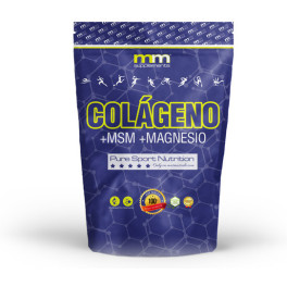 Mmsupplements Colágeno + Msm + Magnesio - 250g - Mm Supplements - (piña)