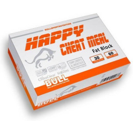 Bull Sport Nutrition Happy Cheat Meal Fat Block - 60 Cápsulas -