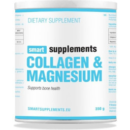 Smart Supplements Colágeno Y Magnesio - 350 G -