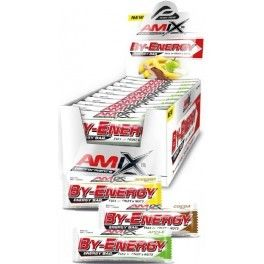 Amix Performance By-Energy Bars 20  barrita x 50 gr