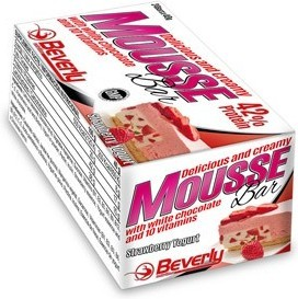 Beverly Nutrition Mousse Bar 24 barritas x 40 gr