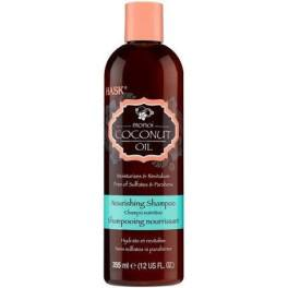 Hask Monoi Coconut Oil Nourishing Shampoo 355 Ml Unisex