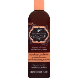 Hask Monoi Coconut Oil Nourishing Conditioner 355 Ml Unisex