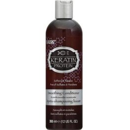 Hask Keratin Protein Smoothing Conditioner 355 Ml Unisex
