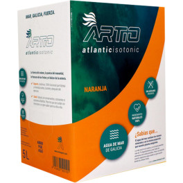 Artio Atlantic Isotonic Naranja 5l
