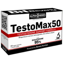 Beverly Nutrition Testo Max 50 60 Caps