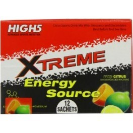 High5 2:1 Energy Source XTREME 12 sobres x 47 gr