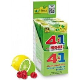 High5 Energy Source 4:1 - 12 sobres x 47 gr