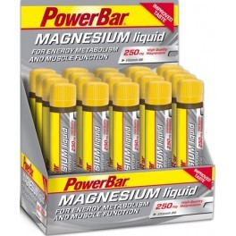 PowerBar Magnesio 20 ampollas x 25 ml