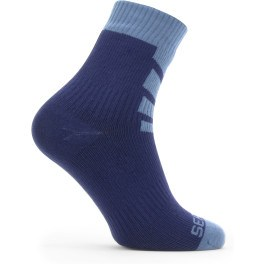 Sealskinz Calcetines Impermeables Azul Marino