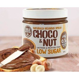 Gold Nutrition Choco Nut - Crema Chocolate y Avellanas 180 gr