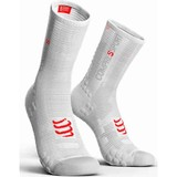 - Compressport Calcetines Pro Racing Socks V3.0 Bike Smart Blanco T3