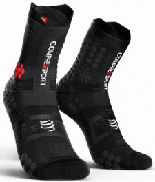 Compressport Calcetines Pro Racing Socks V3.0 Trail Smart Negro
