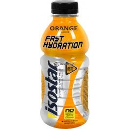 Isostar Fast Hydration Pet 1 botella x 500 ml