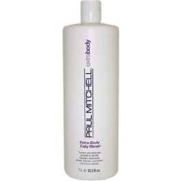 Paul Mitchell Extra Body Daily Rinse Conditioner 1000 Ml Unisex