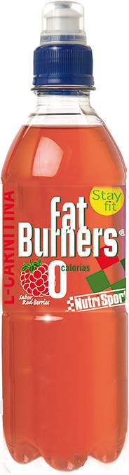 Nutrisport Fat Burners Drink 24 botellas x 500 ml