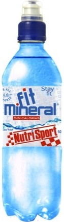 Nutrisport Fit Mineral 1 botella x 500 ml