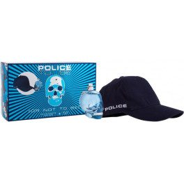 Police To Be Or Not To Be Lote 2 Piezas Hombre