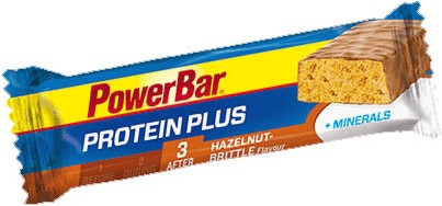 Power Bar Protein Plus con MINERALES 30 barritas x 35 gr